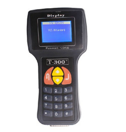 Wholesale Latest Version V15 T code T300 Auto Key Programmer T300 Auto Key maker Spanish English T300 Transponder key programmer