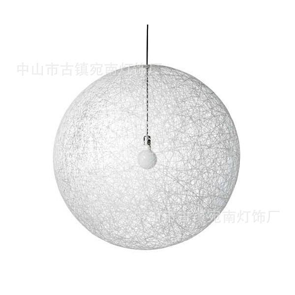Promotion Wool Globe Ball Of Yarn Chandelier Cheap