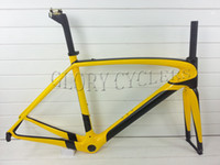 Wholesale Light weight carbon road bike frame original design T1000 carbon road bike frame