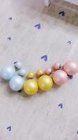 Women's ear pin - Hot sale popular Celebrity runway double pearl beads plug earrings ear stud pin