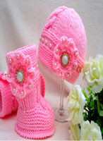 Winter arrival pdf - 6 off Knitting patterns baby suit Baby hats and baby shoes baby baby baby hat knitted baby suit pattern in PDF format NEW ARRIVAL set