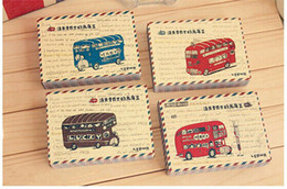 Wholesale New Vintage airmail envelope pad memo pad notes notebook notepad memo diary