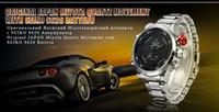 Wholesale WEIDE Watch Men Military ATM Dual Time LED Digital Analog Sports Quartz waterproof sport Wristwatches Colors Watch