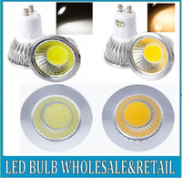 Spotlight mr16 9w - COB W W W Led Spotlights Lamp Angle GU10 E27 E26 MR16 GU5 Dimmable Led Bulbs Warm Cool White