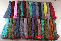 Wholesale Paracord Paracord Parachute Cord Lanyard Rope Mil Spec Type III Strand colors