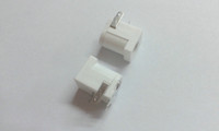 Wholesale DC Power mm X mm PCB socket charger Connector white