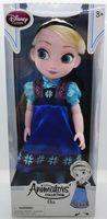 Wholesale High Quality New Arrival Frozen Collection Princess Elsa doll PVC Action Figure girls dolls toy cm