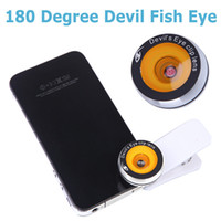 Yes OEM Apple iPhones,Blackberry,HTC,LG,Motorola Mobile Phone Lens for all Smart Phones Universal Clip Wide Angle 180 Degree Devil's Eye High Clarity Camera Photo Fisheye Lens