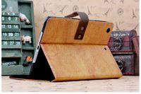 Wholesale British Style Smart Cover Cases For iPad Air iPad iPad Mini Retina PU Leather Stand Case With Sleep Wake Funtion