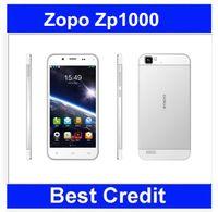 "Octa Core Android Lenovo Original ZOPO ZP1000 Mtk6592 Octa Core android mobile phone 5"" IPS Thin 5mp+14mp Camera 1.7GHZ CPU Dual sim OTG Oliver"