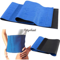 Waist Support neoprene  New 2014 new Heating Slimming belt Exercise Belt health care Massage belt body Sauna belt for weight loss Body Shaper #2 SV005080