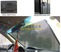 Wholesale 5x Retractable Car Truck Vehicle Curtain Window Roller Sun Shade Blind Protector