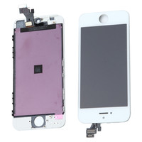 For Apple iPhone 5 LCD Screen Panels  US Stock! Front Assembly LCD Display Touch Screen Digitizer Replacement Part for iphone 5