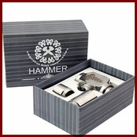 Hammer Mods Full Mechanical Mod With 2 Extension Tubes 18350...