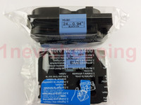 Wholesale Black on Blue Label Tape Compatible for Brother TZ Tze P Touch mm m Laminated