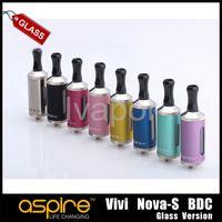 Cheap Replaceable Aspire Vivi Nova S Glass Best 3.5ml Stainless Steel Aspire Atomizer