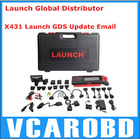 Wholesale 100 launch x431 gds Launch X431 GDS Multi functional Scan Tool WIFI GDS Scanner with Free Update By Email from Yoga