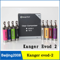 100% original Kanger EVOD 2 atomizer evod 2 tank with huge V...