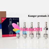 100% Original Kanger Protank 2 Atomizer Pyres Clearomizer Ka...