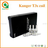 Wholesale Kanger T3S Atomizer coil unique products original kanger atomizer t3s coil kanger coil t3s