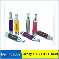 100% Original Kangertech EVOD Glass Atomizer Dual Coil Botto...