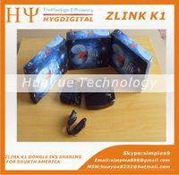 Wholesale 100 original free IKS internet Dongle Zlink K1 to azfox azbox for south america zlink k1 dongle for nagra3