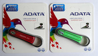 Wholesale Adata GB S007 sport and Shock Resistant USB Flash Drive ADATA Superior Series S007 customized logo printing on case package
