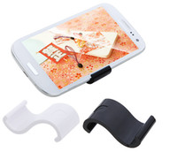 display cell phone - Universal Mobile Phone Cell phone Display Stand Holder for iPhone Samsung HTC MP4 MP5 HK888