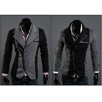 Wholesale New Top Design Men Blazers Casual Sexy Slim Fit Blazers Coats Suit Jackets Color W