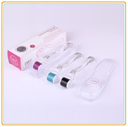 Wholesale Beauty Equipment Micro Needles Derma Rolling System Needle Skin Roller Dermatology Therapy System