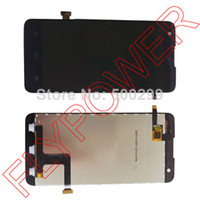 For ZTE V975  LCD Screen Panels 1280x720 For ZTE Geek V975 LCD Display + Touch Screen Digitizer complete by free shipping