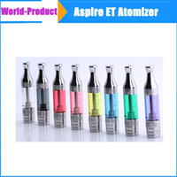 Replaceable 3.0ml Plastic 2014 Hottest Dual Coil Tank Original Aspire BDC Clearomizer Dual Coil Cartomizer Aspire ET BDC Atomizer 002349