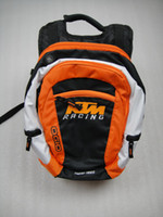 Wholesale new k t m motorcycle Nylon backpack motorcycle bags