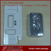 retail iphone 3g - New Style In Retail Package For Iphone G G G C S Empty Box