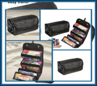 Wholesale 30Pcs New Women s Lady Travel Makeup bag Cosmetic pouch Clutch Handbag Casual Purse T351