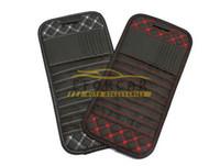 microfiber leather cd wallet - 10x Red Wine Sun Visor Car CD Case Wallet Pocket Bag CDs Holder Organizer