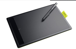 Wholesale Wacom Tablet CTL671 Bamboo One CTL hand painted panels Graphics Tablets drawing board DZ0012