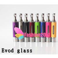 100% Original Kanger Evod Glass BDC tank E cigarette Atomize...