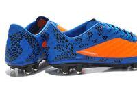 Soft Spike brazil shoes - Hypervenom Phantom FG Brazil Soccer shoes Brand sports shoes