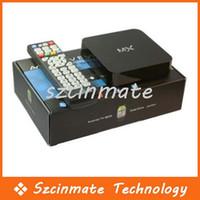 Wholesale XBMC CS838 Dual Core Android Smart TV BOX MX Media Player Cortex A9 GB GB WIFI