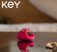 Female G-Spot Vibrators Silicone Key U.S. Pyxis Pikes Genuine Alternative Toy G Point Vibration Ring Clitoral Stimulation Masturbation Massager