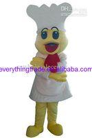 Hot Sale smile cook chicken Mascot Costume cartoon mascot clothing