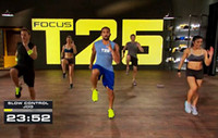 Wholesale Shaun T Focus Fitness Tutorial T25 Workout Alpha Beta Core With Resistance Band hottest Factory Sealed