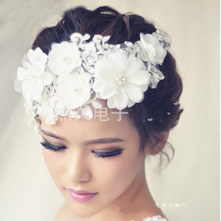 Fj0040 High Quality Cheap Appliques Wedding Hair Accessories Korean Style Bridal Hair Accessory