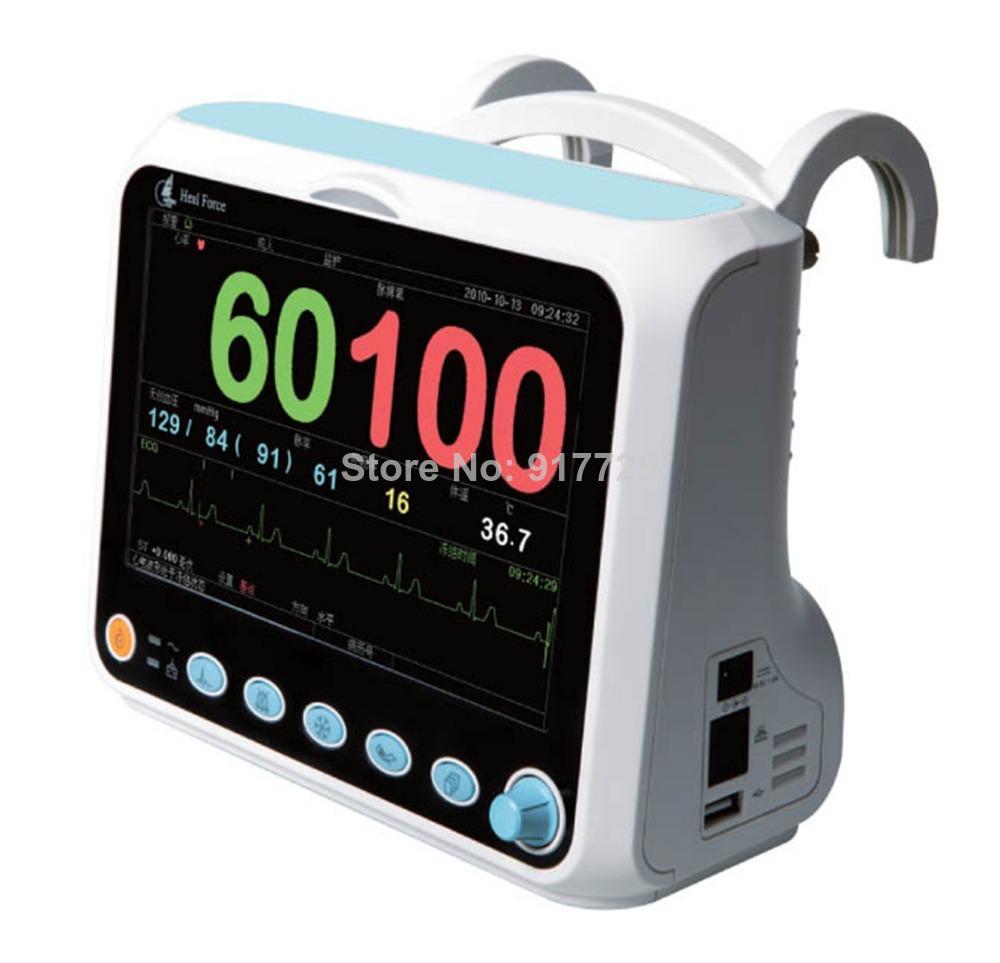 Hospital Bedside Monitor Icu Bedside Monitor Pulse