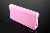 Wholesale 50000mAh Dual USB Power Bank Universal Mobile Power For Samsung Xiaomi External Emergency Battery Portable Charge