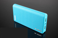 Wholesale mAh Dual USB Power Bank External Battery Charger For Mobile Phone PSP DV