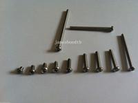 Wholesale 100pcs Metric M2 x0 mm Stainless Steel Cross Recessed Phillips Pan Head Screws