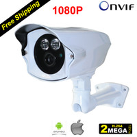 Indoor Infrared CMOS P2P CCTV IP Camera 2.0 Megapixel Outdoor 1080P Support Iphone, Ipad, Android, Sumsang, Sybian, Windows Mobile Blackberry view