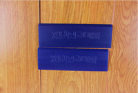 Wholesale Car Window Glass Squeegee Strips Vinyl Film Car sticker Wrapping BLUEMAX Scraper Strip